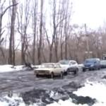 Autostrada w Rosji - O MATKO...