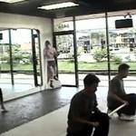 Muay thai- demonstracja możliwości