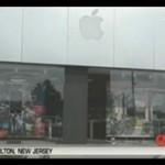 Kradzież w sklepie Apple'a!