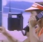 Komórka z lat 80-tych