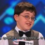 """Genialny 9-latek w amerykańskim """"Mam Talent"""""""