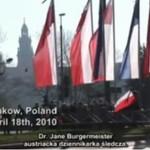 Dziennikarka śledcza o rozbiciu Tupolewa - CIEKAWE!