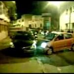 Zdradzona kobieta vs samochód