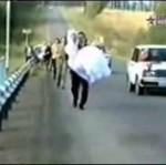 Wypadek weselny