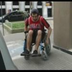 Życie na wózku - codzienny parkour