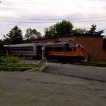 Ten gość ma przedziwny pociąg... do pociągów!