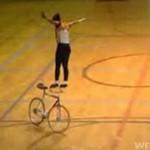 Wyczynowa jazda na rowerze