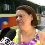 Złodziej dopadł ją... w trakcie wywiadu!