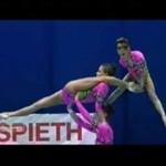 Rosyjskie gimnastyczki - NIESAMOWITE!