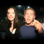 Oświadczyny w telewizji na żywo