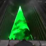Laserowa choinka?