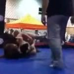 Żołnierz Marines vs zawodniczka jujitsu - kto wygra?