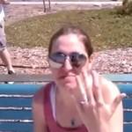 To miało być słodkie wideo zaręczynowe
