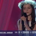 """8-latka śpiewa """"BANG BANG"""" w norweskim """"Mam Talent""""!"""