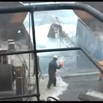Praca na statku - ciężki kawałek chleba!