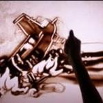 """""""Uncharted 3"""", wykonane... w piasku!"""