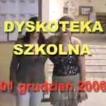 Dyskoteka szkolna 2006