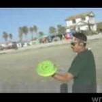 Miłośnik frisbee