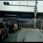 Kolizje z udziałem pociągów