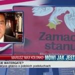 Mariusz Kolonko mówi jak jest - POLSKIE WATERGATE
