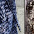 Portrety, stworzone ze... śrub!