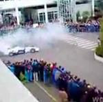 Drift Formuły 1!