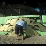 Tak powstaje graffiti