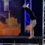 """Niesamowite dziecko w ukraińskim """"Mam Talent"""""""
