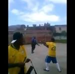 Brazylijskie zasady gry w piłkę