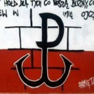 Polscy kibice na ścianach