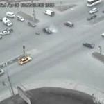 FATALNE skrzyżowanie w Petersburgu!