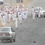Arabski drift - auto SKOSIŁO widza!