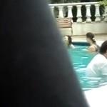 PRZYŁAPANI na seksie w basenie! (18+)