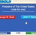 System elektronicznego głosowania