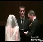 W trakcie ślubu... PISALI NA TWITTERZE!