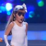 8-letnia brazylijska Lady GaGa!