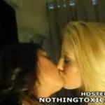 Najlepsze amatorskie pocałunki
