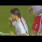 Gole w meczu Polski z Portugalią