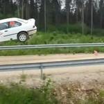 Latający samochód - WOW!