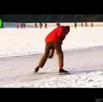 Zimowe wpadki - ludzie to idioci!