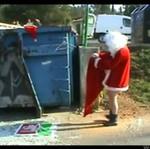 Święty Mikołaj w lecie - Remi Gaillard