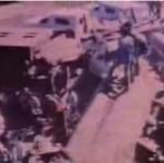 Zderzenie samolotu z pociągiem