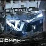 Niszczejąca posesja Saddama