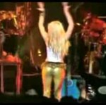Shakira i jej wirujące pośladki