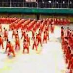 1500 filipińskich więźniów tańczyw hołdzie dla Michaela Jacksona!
