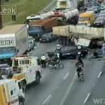 Czym grozi jazda pod prąd na autostradzie?