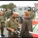 Wojsko vs protestujący