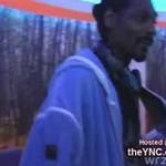 Snoop Dogg wszczyna bójkę na lotnisku!