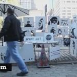 Banksy sprzedawał swoje prace... po 60 dolarów!