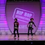 Mistrzowie tańca hip-hop z Francji - WOW!